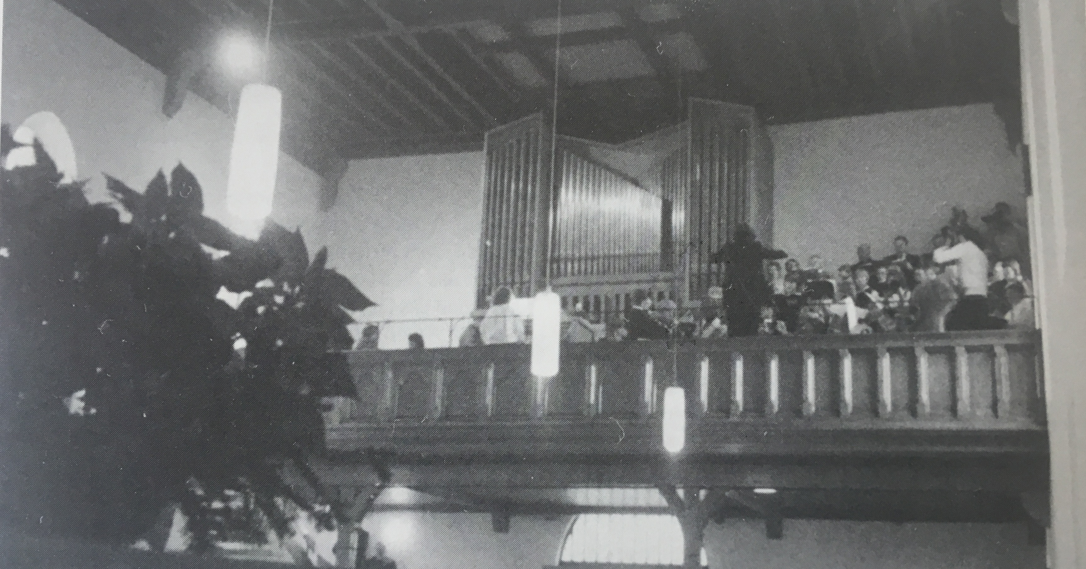 Späth-Orgel, St. Johannes Backnang
