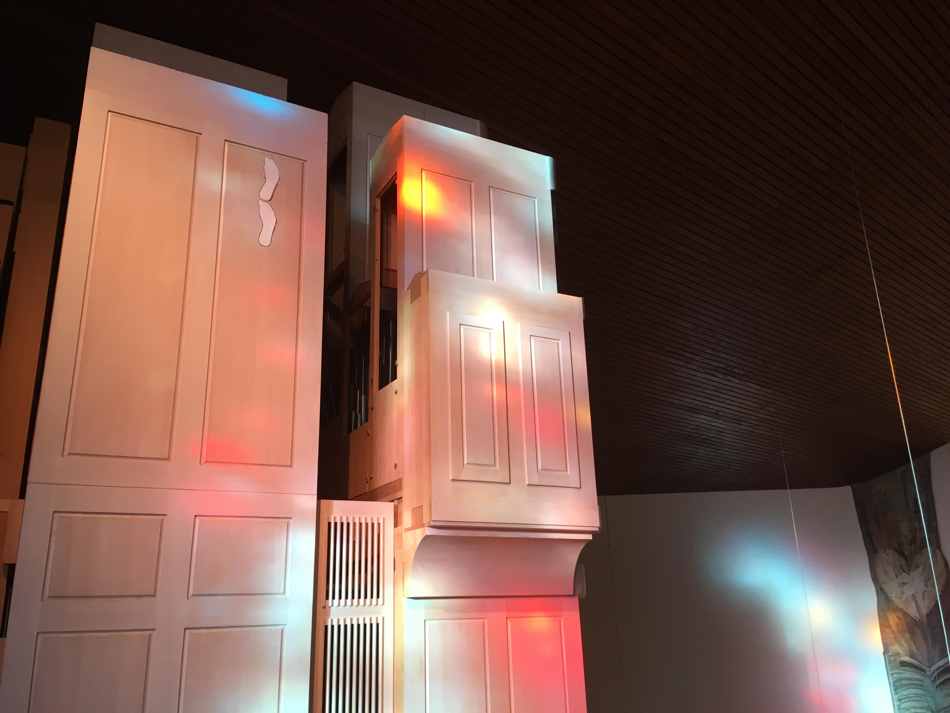 Backnang, Orgel in der Christkönigkirche, Foto: Reiner Schulte
