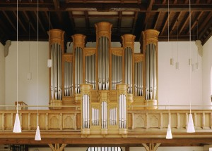 Orgel St. Johannes Backnang, Foto: EK Service Bartholdt