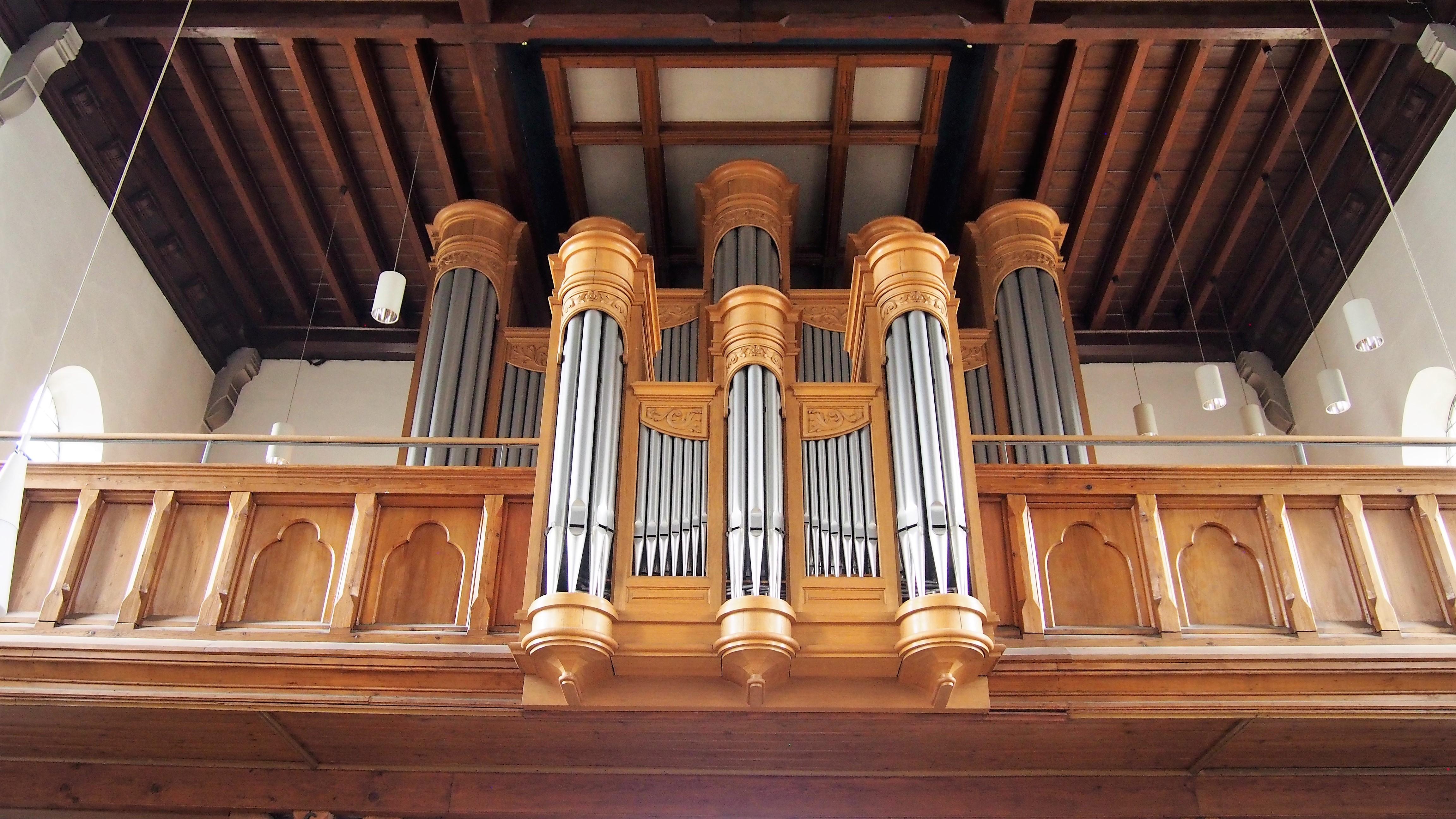 Mühleisen-Orgel St. Johannes