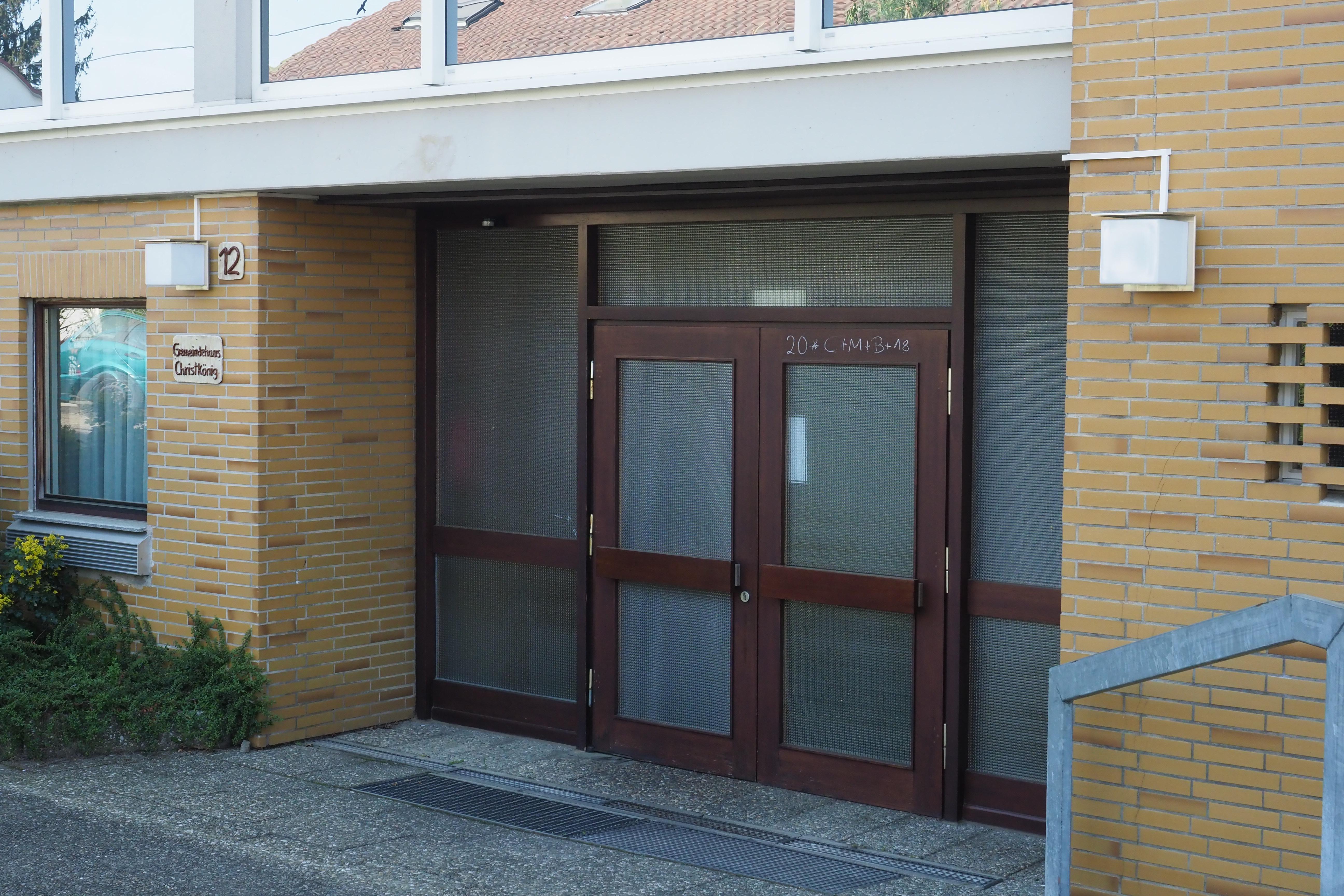 Gemeindehaus Christkönig, Foto: Christoph Batzel