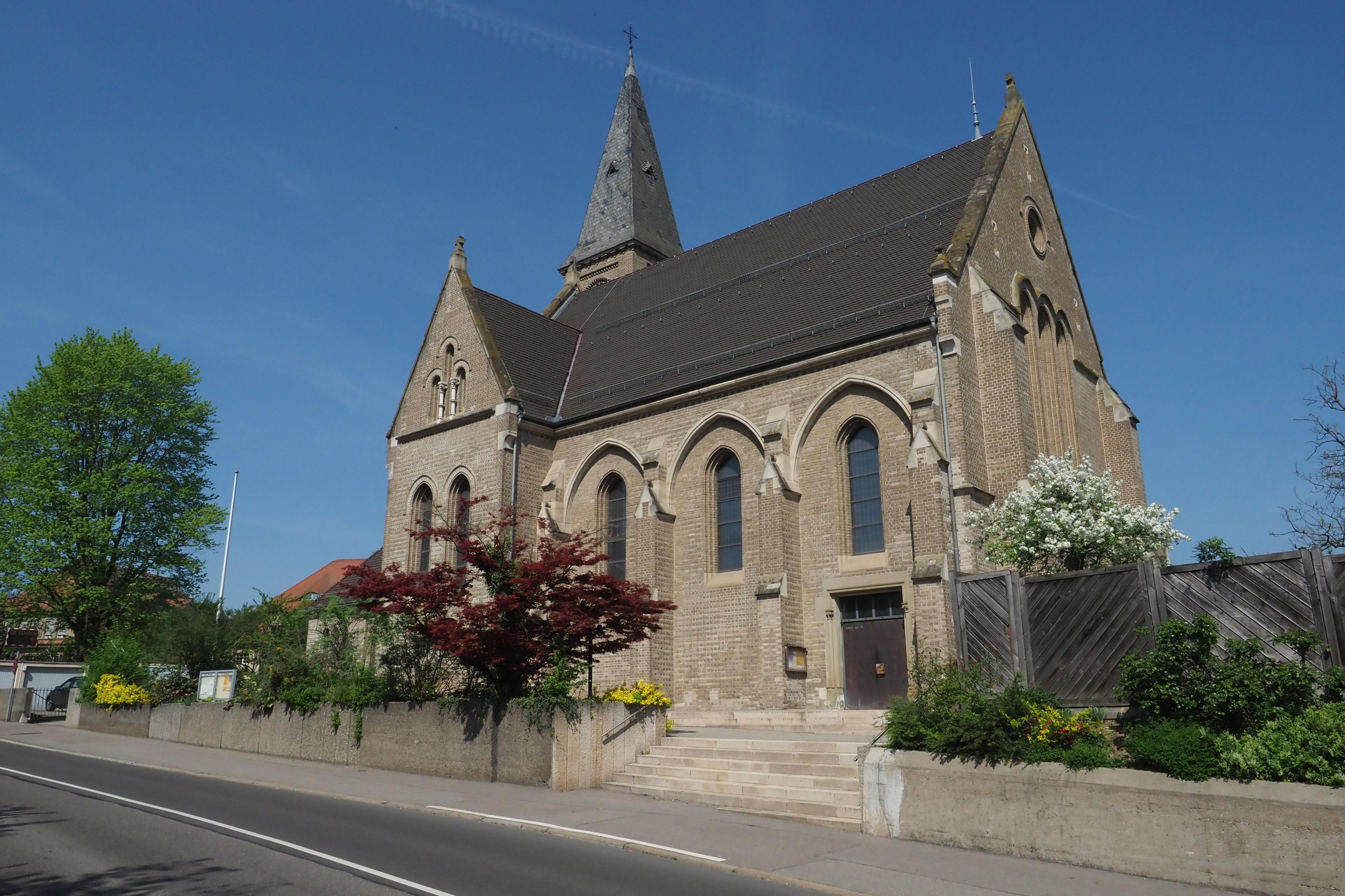 St. Johanneskirche Backnang, Foto: Christoph Batzel