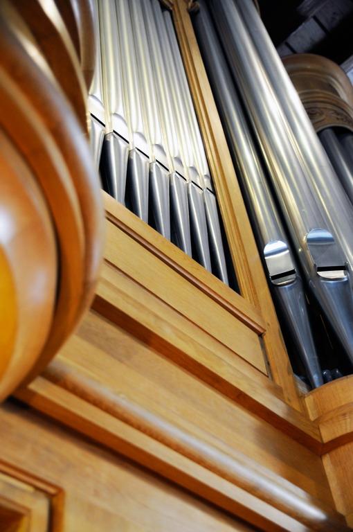 Backnang, Mühleisen-Orgel in der St. Johanneskirche