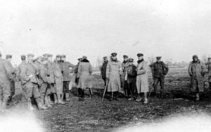 Weihnachtsfriede an der Westfront, 1914