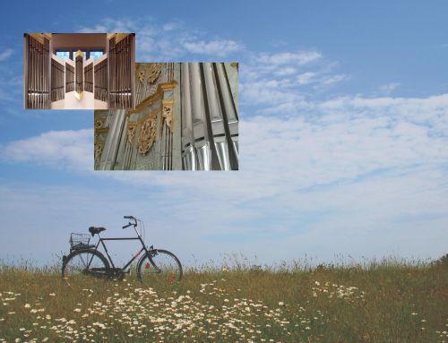 Orgelradtour auf der Remstal-Gartenschau am 18. Mai
